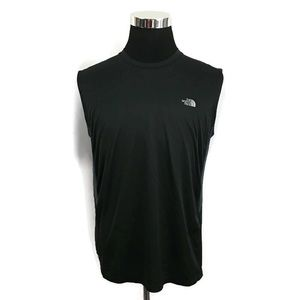 The North Face Sleeveless Athletic Shirt Large